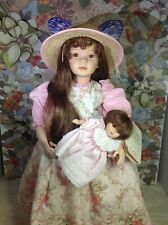 "Pauline Bjonness Jacobsen doll ""Fiona"" 21 inches. 861/950"