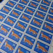 FEUILLE SHEET BOGEN DEUTSCHLAND BERLIN Nr.270 x50 1967 NEUF LUXE MNH