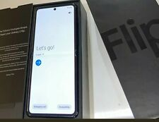 Samsung Galaxy Z Flip 256gb(FACTORY UNLOCKED fROM SAMSUNG)Mirror Black