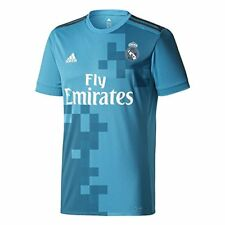Real Madrid Football Third shirt Maillot 2017 18 Hommes Adidas Vert S