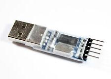 USB zu TTL, UART-Wandler-Adapter, serielle Schnittstelle, 3.3V und 5V, PL2303HX