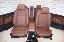 BMW F07 5er GT Sport Leather Seats Sportsitze Lederausstattung Dakota Zimtbraun