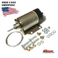 One 45 lbs Pound Solenoid Motor Popper Kit Street Rod for Shaved Doors 12v