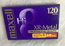 Maxell Hi-8 Tape XR Metal 120 min