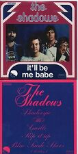 ★☆★ CD Single The SHADOWS It'll Be Me Babe 4-track CARD SLEEVE  ★☆★ Shadoogie