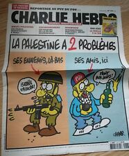 CHARLIE HEBDO N°1153