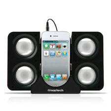 Universal Portable/Foldable Travel Speaker With 3.5mm Audio For iPhone 5/6/7/8/X