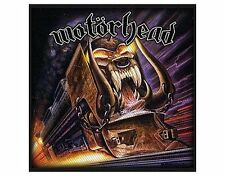 MOTORHEAD - ORGASMATRON - WOVEN PATCH - BRAND NEW - MUSIC 2487