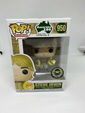 Funko Pop! Television: Crocodile Hunter - Steve Irwin (Holding snake) Vinyl