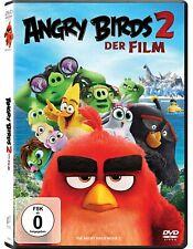 Angry Birds 2 - DER FILM  DVD NEU (Versand Mo-Fr täglich)