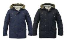 Manteaux et vestes parkas en nylon pour femme