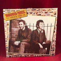 PETE TOWNSHEND & RONNIE LANE Rough Mix 1983 UK Vinyl LP  EXCELLENT CONDITION