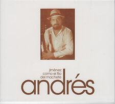 Andres Jimenez El Jibaro/ Como el filo del machete CD