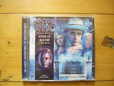 Doctor Who House of Blue Fire, 2011 Big Finish audio book CD