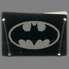 Batman Shield Comics Aluminum Card Wallet Ultra Thin Rfid Blocking Nwt