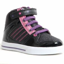 Wedge Ankle Strap Lace Up Trainers for Women
