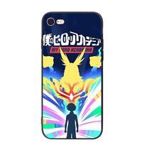 My Hero Academia MHA Cover Case iPhone 5 5S SE 6 6S 7 8 + plus X XS XR XS MAX