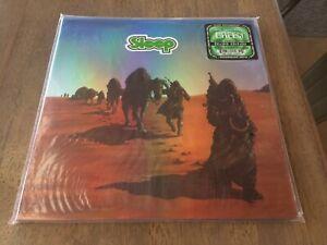SLEEP - DOPESMOKER Hazy Translucent Green 2XLP Vinyl Deluxe Holographic Edition