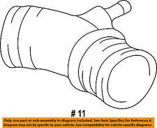 TOYOTA OEM 99-02 4Runner 3.4L V6 Air Intake Air Hose 1788262020