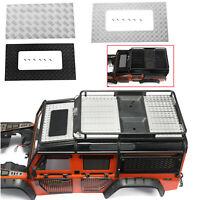 Skylight Metall Anti-skid Platte für DJ TRX4 Land Rover RC Auto Zubehörteil
