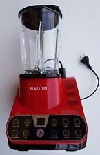 Klarstein Airakles Standmixer 1300W, 1,5 L, 800 ml