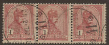 Used Bullseye/SOTN Multiple European Stamps