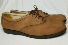 SAS Women Shoes Comfort Brown Suede Nursing Size 11
