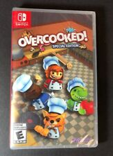 Overcooked [ Special Edition ] (Nintendo Switch) NEW