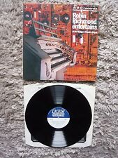 BBC Records Robin Richmond entretient Organ Archive Vinyle Library Music Rec 149 S