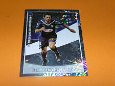57 BEN KHALFALLAH GIRONDINS BORDEAUX LESCURE PANINI FOOT 2011 FOOTBALL 2010-2011