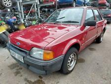 Ford Escort MK4 1986 To 1990 FUA CVH 1.4 Petrol 75Bhp Engine With 57047 Miles