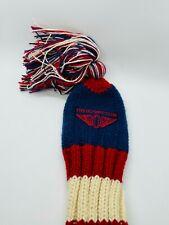 The Olympic Club San Francisco USA Pom Pom Knit Driver Golf Headcover Mint Rare