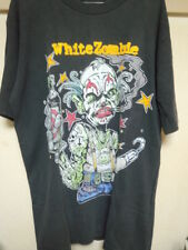 WHITE ZOMBIE Vintage Shirt XL 1995 / PANTERA ROB ZOMBIE SLAYER Marilyn Manson