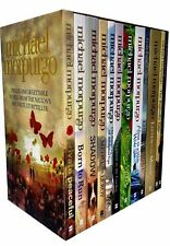 Michael Morpurgo Collection 12 Books Box Set Pack Private Peaceful, Born to Run