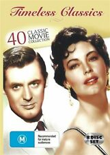 Timeless Classics - 40 Classic Movie Collection (DVD, 2015, 8-Disc Set) *New*