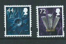 GB Wales Definitive Stamp Set 29 March 2006