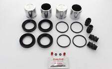for NISSAN CABSTAR 2001-06 FRONT L&R Brake Caliper Repair Kit +Pistons (BRKP340)