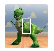 Rex Toy Story: Light Switch Sticker vinyl cover decal - 91