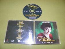 Yann Tiersen - Amelie - Original Soundtrack - RARE Original 2001 IMPORT CD