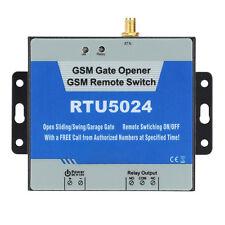 GSM Apriporta Door Opener Interruttore Remoto di On / Off Call SMS Gratis C T0S2