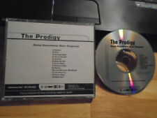 RARE ADV PROMO The Prodigy CD Always Outnumbered OASIS Kool Keith Juliette Lewis