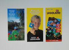 Freizeitpark - Legoland Billund - Prospektmaterial - 2000