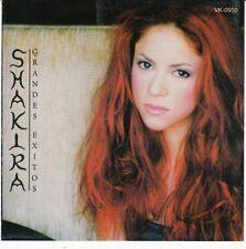 CD ALBUM SHAKIRA *GRANDES EXISTOS*