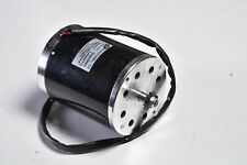 #20 USED 800W 36V DC Sprocket Unite electric motor f GoKart minibike ZY1020