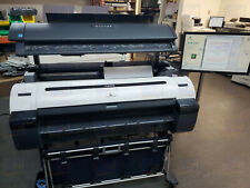 Canon Imageprograf Ipf760 36 Inch Color Large Format Printer Pc And Scanner