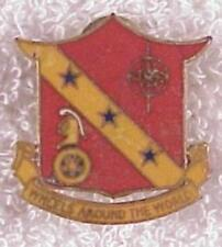 Army DI pin - 6th Transportation Bn - nhm, German made