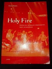 Holy Fire - Christliche Rock- und Popmusik in Religionsunterricht Depta mit CD