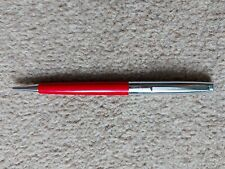 VINTAGE COLLECTABLE PLATIGNUM TWIST ACTION MECHANICAL PENCIL .