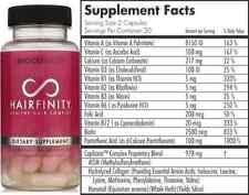 HAIRFINITY HAAR VITAMINE - 1 MONATSPACKUNG / 1 Month Supply hair vitamins