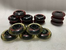 Lot of 15 Rollerblade Inline Fitness Hockey Skate Wheels 76mm Elite Series Motiv